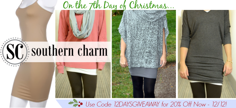 {12 Days of Christmas Giveaways} | Day 7