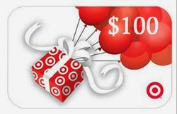 {$100 Target or Sephora Giftcard Giveaway}