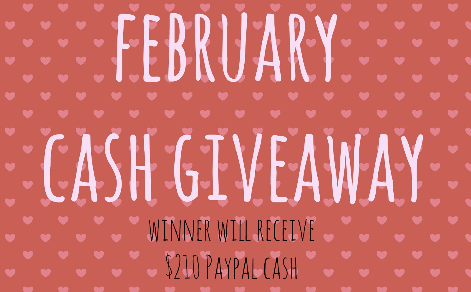 {$210 Paypal Cash Giveaway}