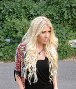 Clip in hair extensions, I&K hair extensions, clip ins