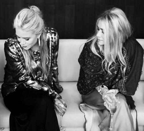 Mary Kate And Ashley Olsen Style Hair And Beauty Trends