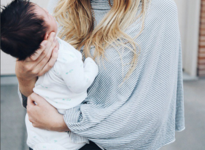 {What to Wear While Nursing/Breastfeeding}