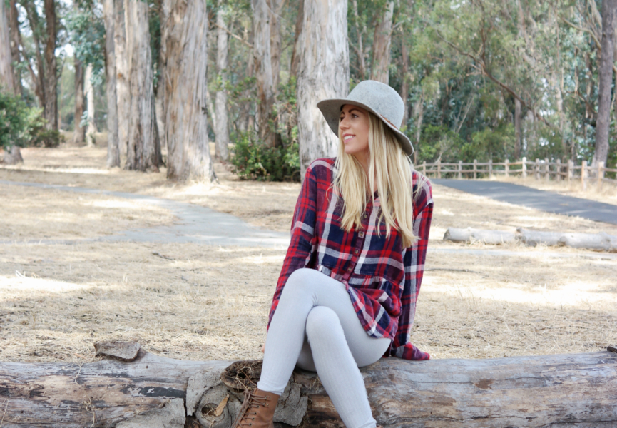 {Fall is For Flannel}