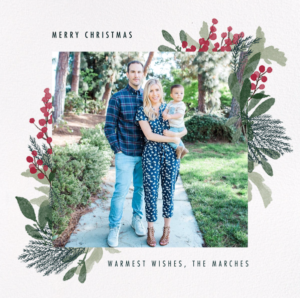 {Beautiful Christmas Cards} | Online Cards with Paperless Post
