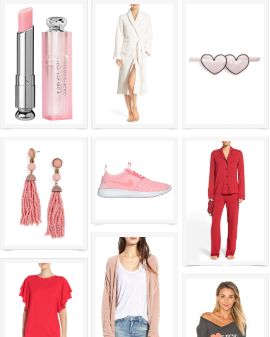 {Valentine's Day Favorites}